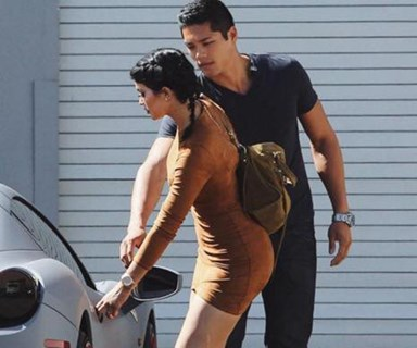 Fans are CONVINCED Kylie Jenner's bodyguard is Stormi's biological father