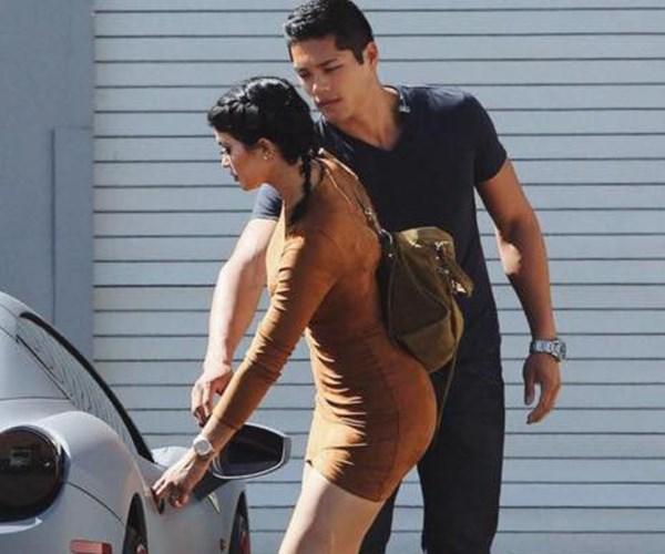 Kylie Jenner Stormi Father Bodyguard