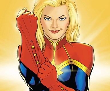 Avengers Infinity War: Can Captain Marvel Beat Thanos?