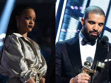 Rihanna just broke our hearts and she and Drake aren't even friends anymore