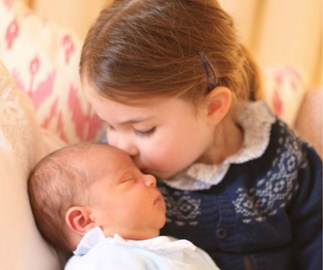 First official portraits of Prince Louis released and your heart won't survive the cuteness