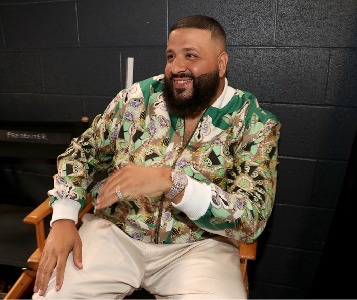 DJ Khaled says he doesn't perform oral sex and the internet is coming for him