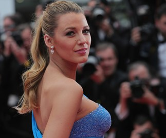 Blake Lively is back in full force on Instagram with a ~very~ interesting new follow