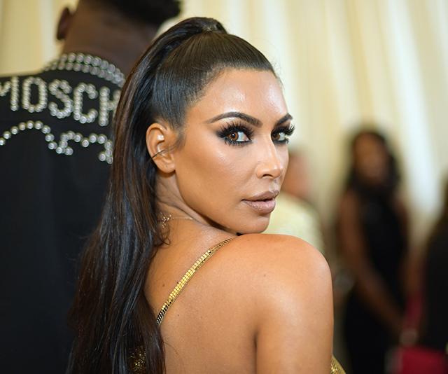 Kim Kardashian Reflects on Last Year's Met Gala