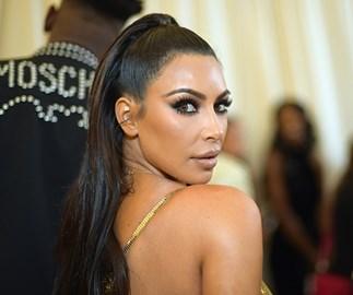 Kim Kardashian's Met Gala Dress