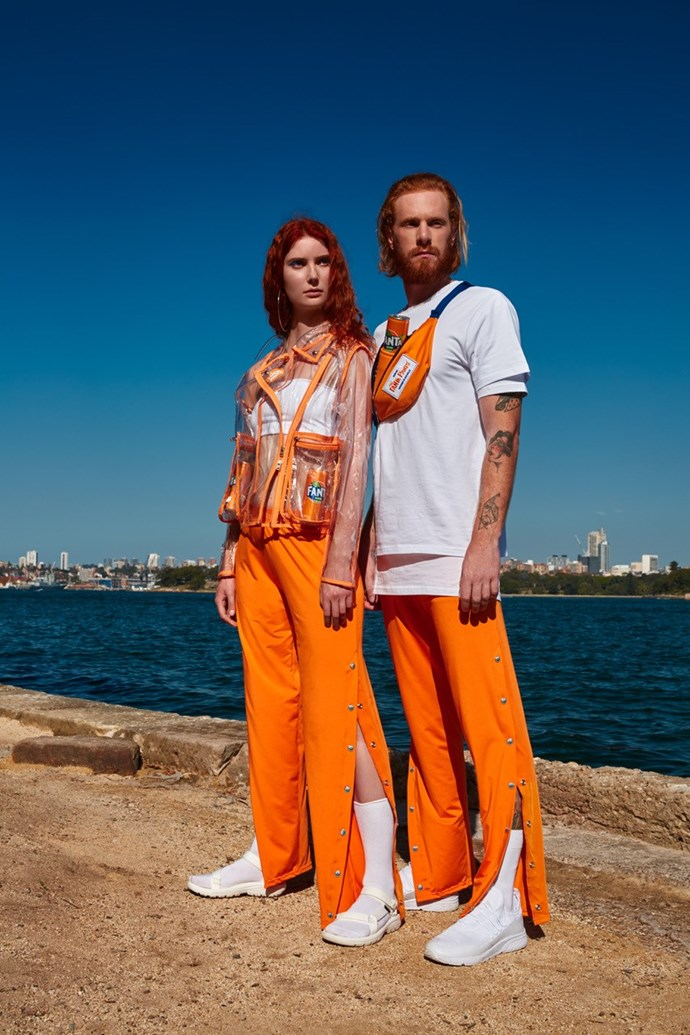Fanta Pants Collection