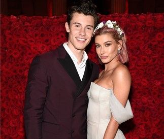 """Waaaaaait... Shawn Mendes just called Hailey Baldwin his """"really good friend"""" and now we're upset"""