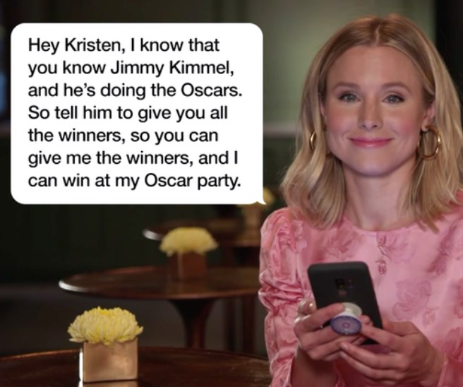 Celebs reading texts from their Mums is alllll kinds of relatable