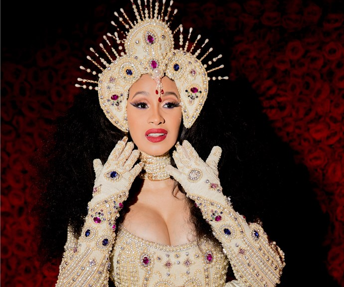 Cardi B just deleted her Instagram account after an epic blow-out with another female rapper