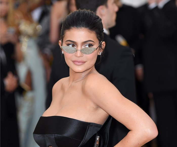 Kylie Jenner shut down problematic rumours about her bodyguard being Stormi's dad in Just TWO WORDS