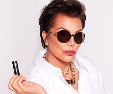 Kris Jenner and Patrick Starr have filmed the beauty tutorial of our dreams