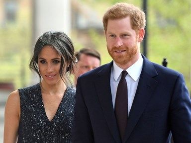 IN PICTURES: Meghan Markle and Prince Harry arrive at Windsor for wedding rehearsals