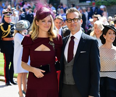 The 'Suits' cast are at the royal wedding and they look AMAZING