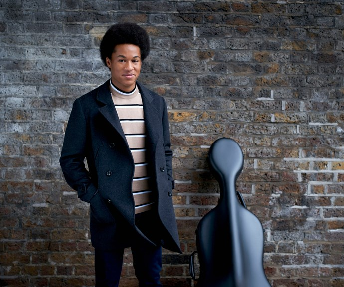Meet the 'Cello Bae' who played Meghan Markle and Prince Harry's wedding
