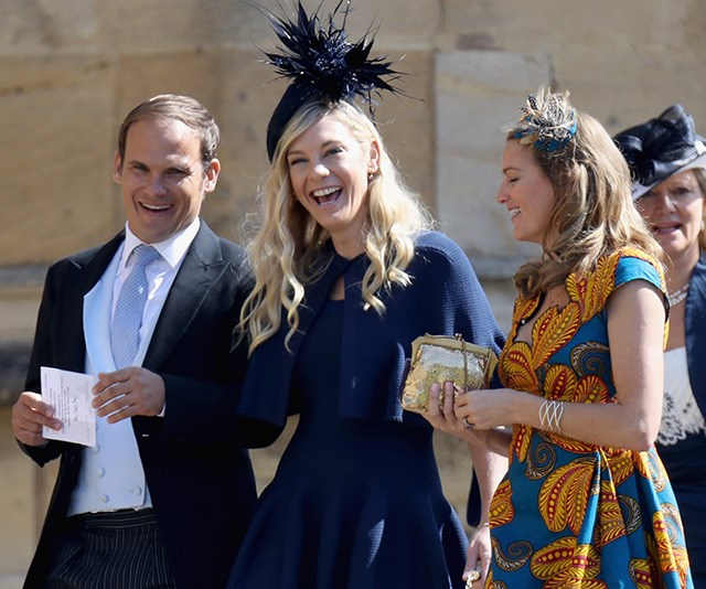 This is what Prince Harry's ex-girlfriends wore to the royal wedding