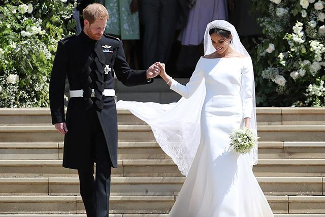 This Is How Much Meghan Markle's Wedding Dress Cost