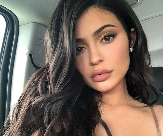 Kylie Jenner Instagram 2018