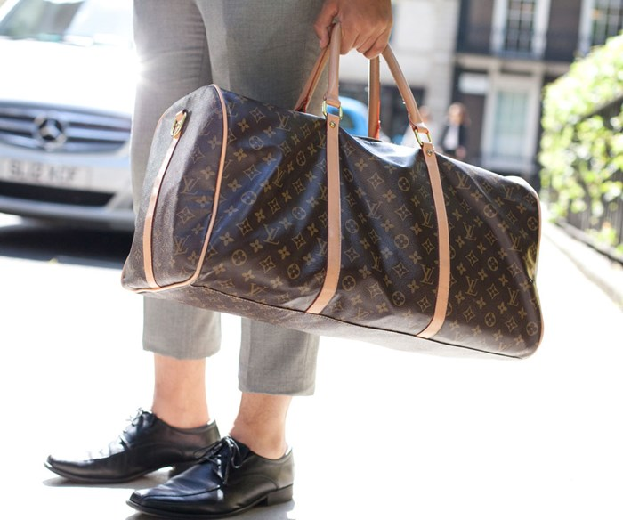 The Man Who Refused To Give An Armed Robber His Louis Vuitton Bag Is My New Hero