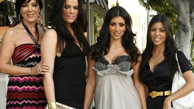 14 Of The Kardashian-Jenners' Most 2000's Style Moments
