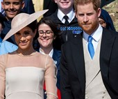 Prince Harry getting attacked by a bumblebee is one of the funniest things you'll see today