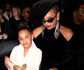 This Video Of Blue Ivy Telling Off Her Grandma Is The Cutest Thing You'll Hear Today
