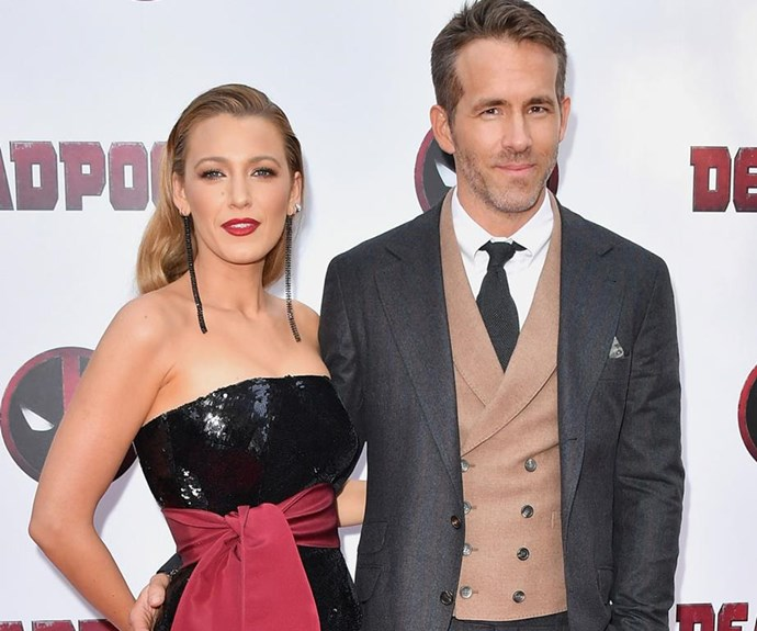 Ryan Reynolds' Latest Tweet Proves Blake Lively Is Superhuman