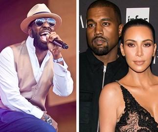 The Kim Kardashian vs. Rhymefest Twitter feud explained