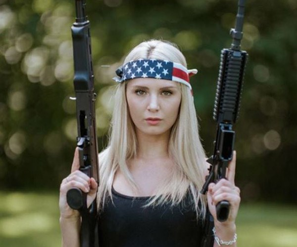 Lauren Southern might be too controversial for alt-right media but she's allowed to tour in Australia
