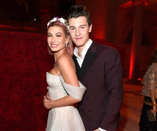 Hailey Baldwin confirms she's not dating Shawn Mendes while smothering him in compliments