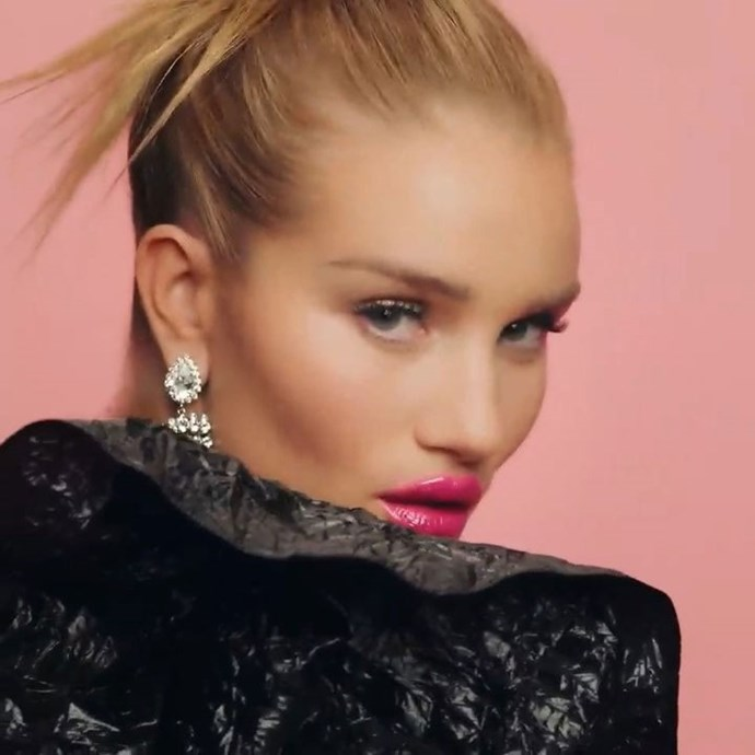 """**Rosie Huntington-Whiteley** <br><br> Although early signs pointed to [Rose Inc.](https://roseinc.com/