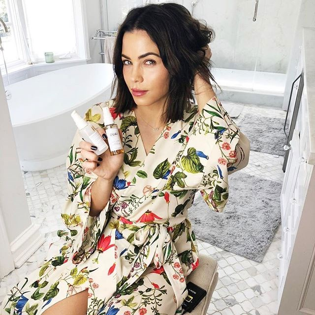 """**Jenna Dewan** <br><br> Although she launched her [self-titled YouTube channel](https://www.youtube.com/channel/UCNaViWaQdOZVCPewLM19iIQ