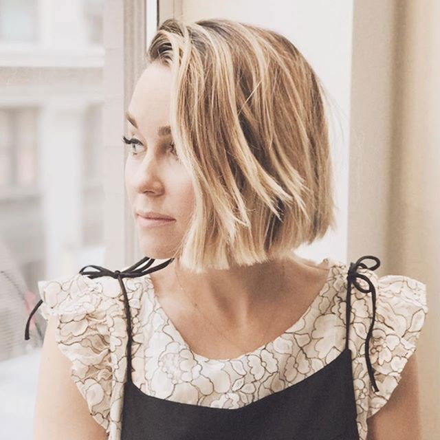 """**Lauren Conrad** <br><br> If there's anyone that's qualified to show you how to wear a super cute hair accessory, or how to conquer a waterfall braid, it's Lauren Conrad. <br><br> The *Hills* alum had dedicated a whole section to beauty on her [DIY-driven site](https://laurenconrad.com/blog/category/primp/