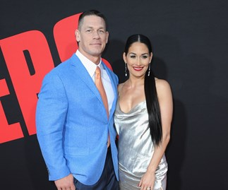 Well, well, well, look at that! Nikki Bella and John Cena are apparently back together!