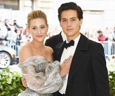 Riverdale's Cole Sprouse and Lili Reinhart just went Instagram official