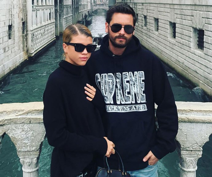 Kourtney Kardashian Has Reportedly Given Scott Disick and Sofia Richie Her Approval