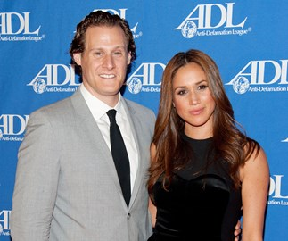 Meghan Markle's ex-husband Trevor Engelson is engaged and he looks hella happy