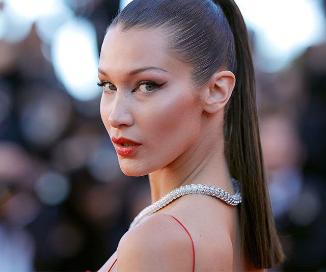 30 pictures of Bella Hadid from 2010 'til now