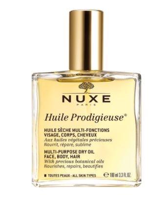 Nuxe Huile Prodigieuse Gold, $32.99