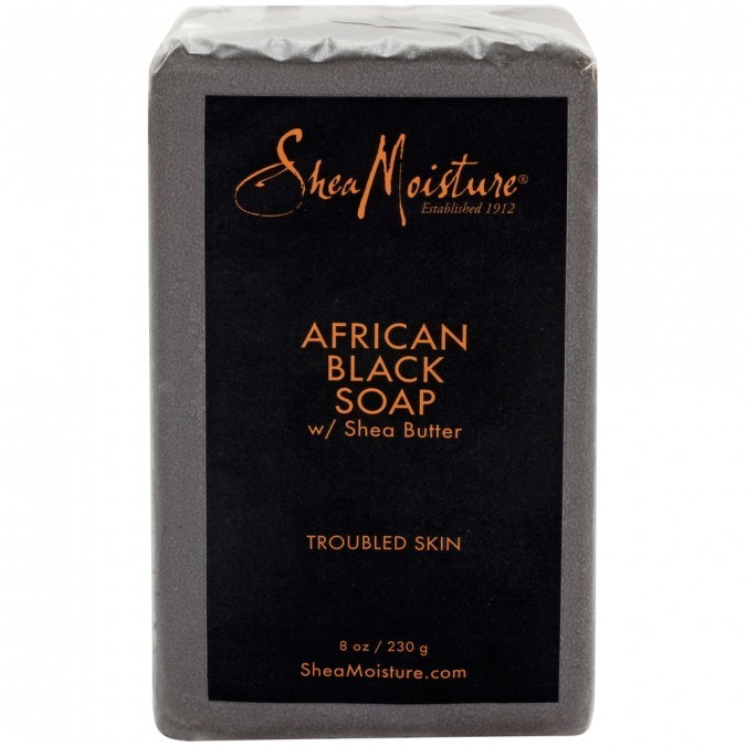"**SheaMoisture African Black Soap, $13.99 at [Priceline](https://www.priceline.com.au/sheamoisture-african-black-soap-with-shea-butter-230-g|target=""_blank"")**  <br><br> This gentle bar of soap will soothe your skin into oblivion. It contains shea butter, oats and aloe to moisturise and cleanse — all whilst absorbing excess oil."