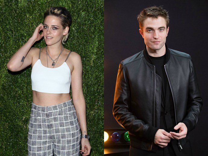 Robert Pattinson and Kristen Stewart were spotted hanging and fans are FLIPPING OUT