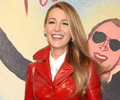 Blake Lively's Hack For Nixing Brass Tones In Blonde Hair Won't Cost You A Cent