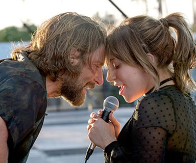 Lady Gaga and Bradley Cooper are an instantly iconic movie couple in 'A Star Is Born' trailer