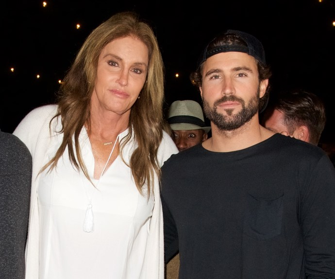 Brody and Caitlyn Jenner.