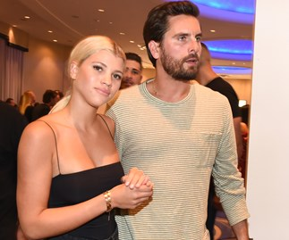 Sofia Richie responds to Scott Disick breakup rumours with a salty and PDA-filled insta story