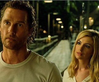Matthew McConaughey and Anne Hathaway reunite to play twisted ex-lovers in new thriller