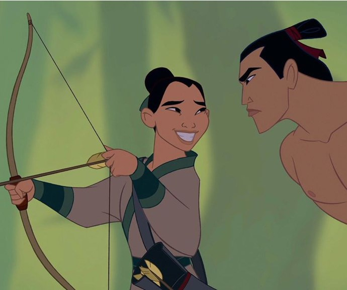 Disney's live-action 'Mulan' just cast her hot love interest