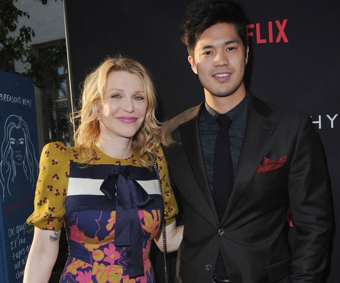 Why Is '13 Reasons Why' Actor Ross Butler Linked To Courtney Love In An Attempted Murder Lawsuit?