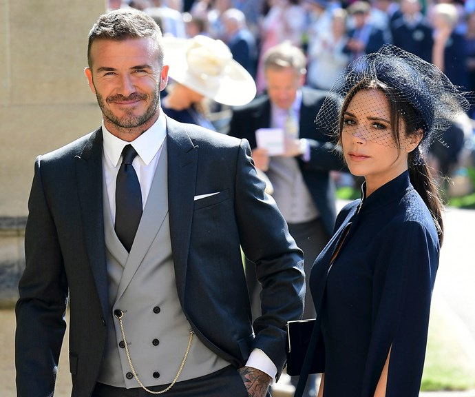 David and Victoria Beckham deny they are about to announce their divorce