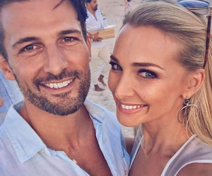 All the photos Anna Heinrich and Tim Robards have shared of their luxe Italian wedding so far...
