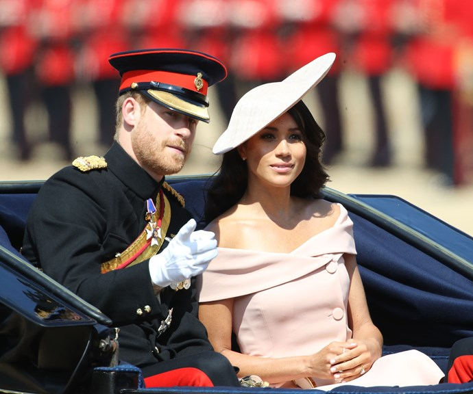 Meghan Markle just made her first Buckingham Palace balcony debut and she looked incredible